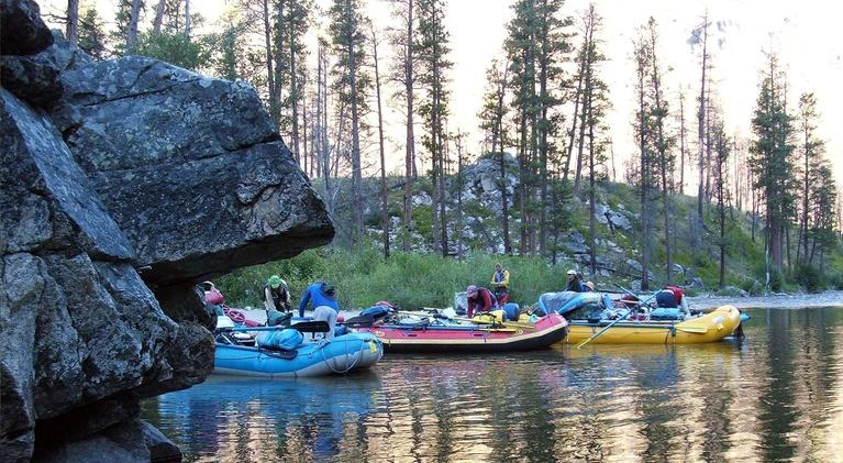 Scout-Places: A Middle Fork Journey (Outdoor Idaho)