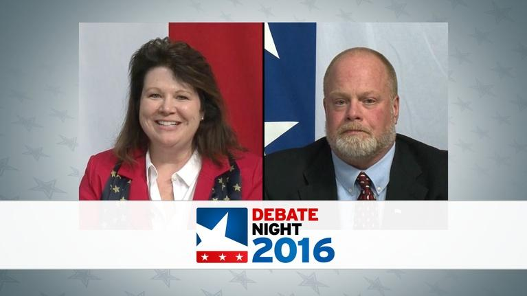 Debate Night: State House District 9A