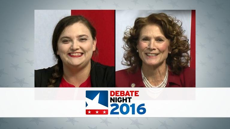 Debate Night: MN Senate District 10