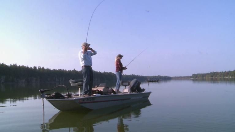Fishing Behind The Lines: West Coast Coastie - Lindsey Neumann Part 1
