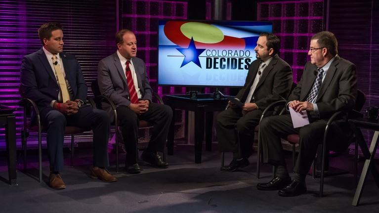 Colorado Decides: 2016 Congressional District 2 Debate