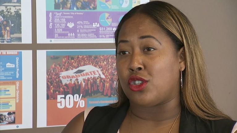 KBTC Specials: American Graduate Champion Tafona Ervin