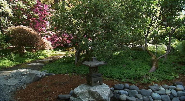 Lakewold Gardens: New Garden Room