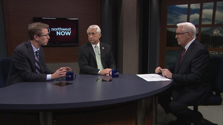 Northwest Now: Congressman Reichert & Kilmer