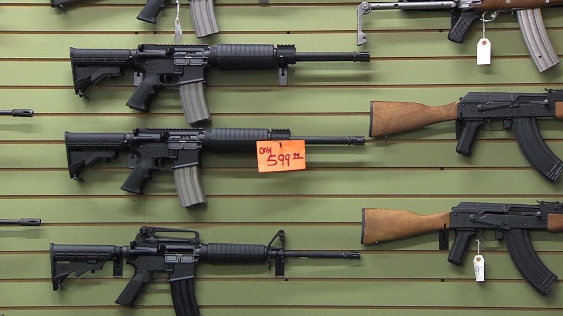 assault weapons ban expires essay Read this essay on assault weapons ban come browse our large digital warehouse of free sample essays get the knowledge you need in order to pass your classes and more.