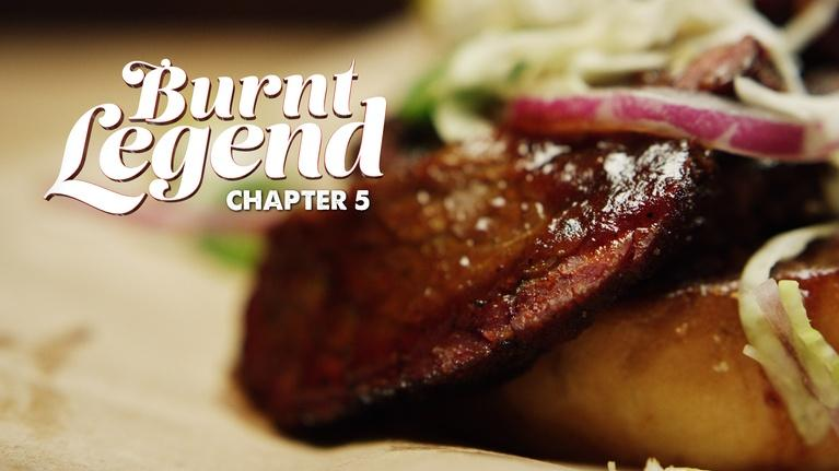 Burnt Legend: Chapter 5 - Is This The Ends?