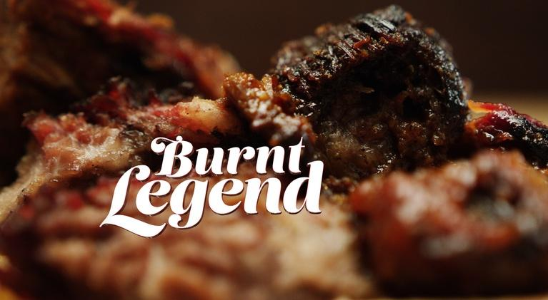 Burnt Legend: Burnt Legend: The Story of Burnt Ends