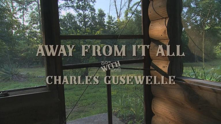 Charles Gusewelle: Away From It All