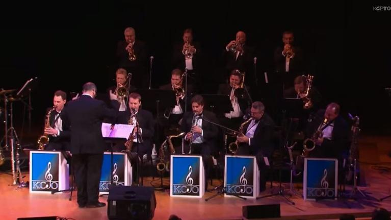 "The Local Show: KC Jazz Orchestra, ""Cool Spaces"" - May 8, 2014"