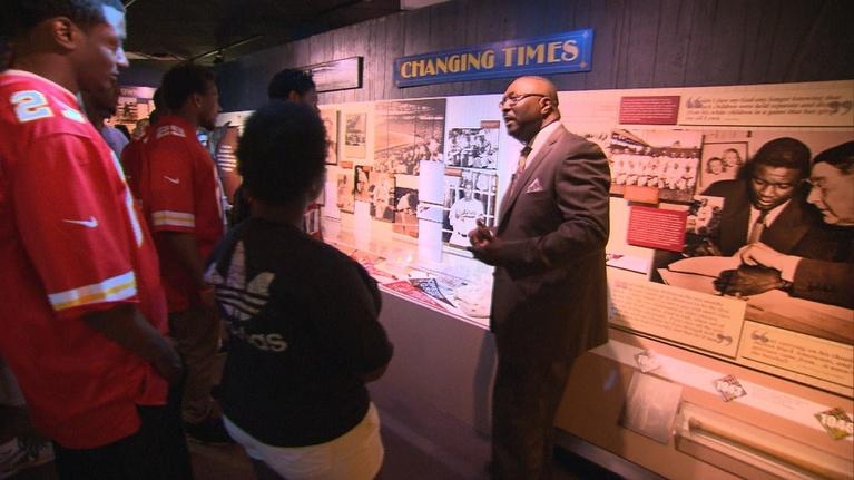 The Local Show: Negro Leagues Baseball Museum, Stormspotting - May 15, 2014