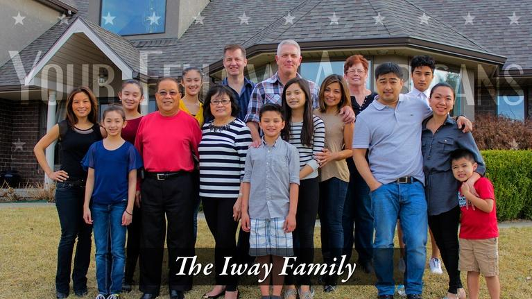 Your Fellow Americans: Iway Family - Part 1: Immigrant's Sway