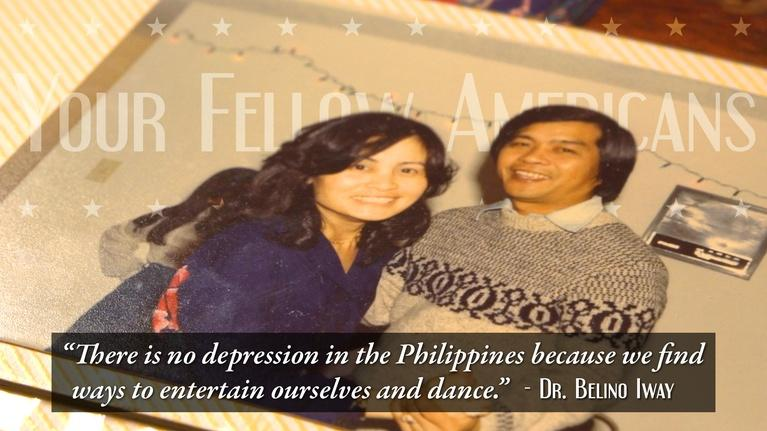 Your Fellow Americans: Iway Family - Part 3: Being Filipino