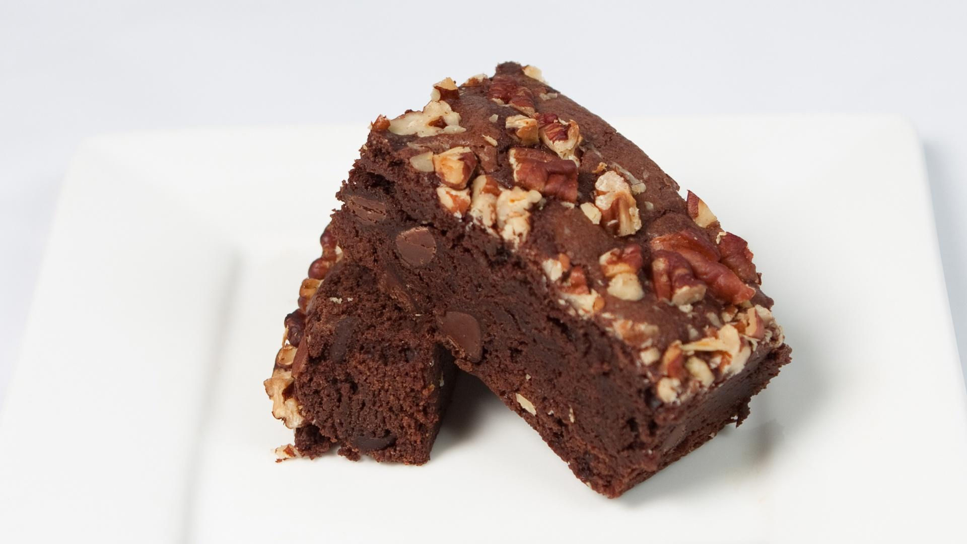 Video: Double Chocolate Chunk Fudge Brownies | Watch KCTS 9 Cooks ...