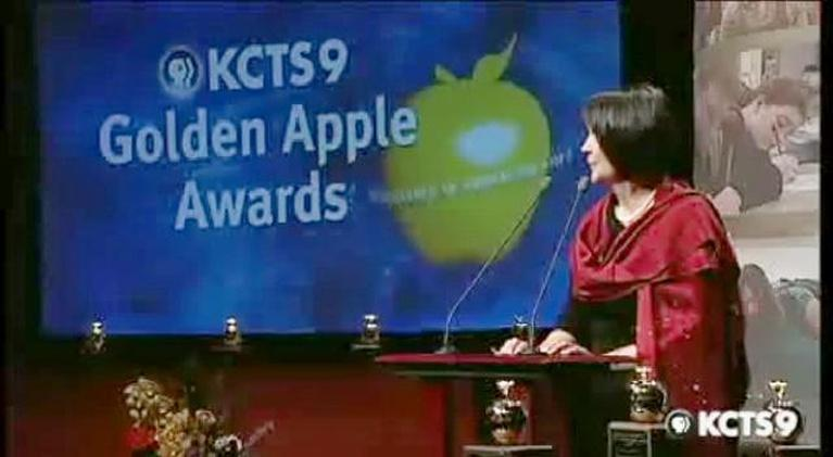 KCTS 9 Lead Story: Golden Apple