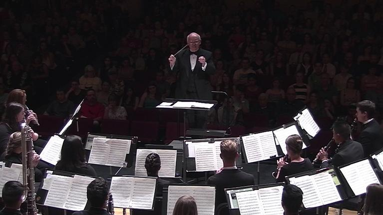 KCTS 9 Presents: The Wind Ensemble | CWU on Stage