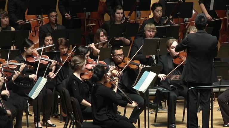 KCTS 9 Presents: Berlioz and Rimsky-Korsakov | CWU on Stage