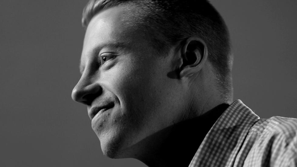 Interview with Macklemore image