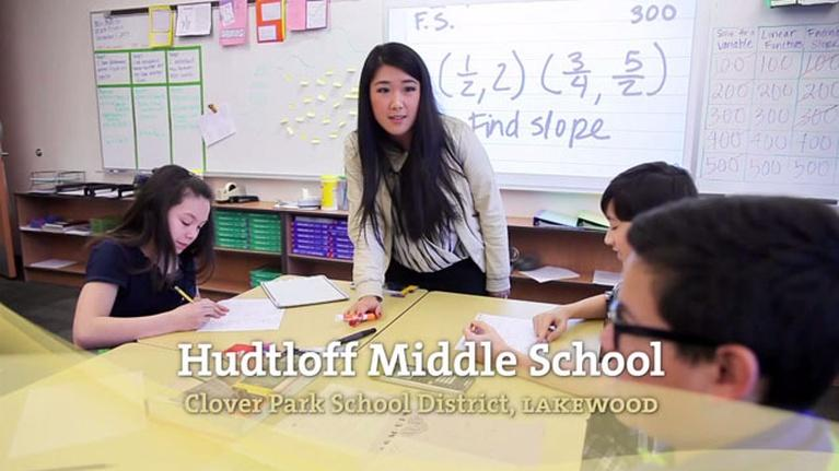 Pathways to Excellence: Hudtloff Middle School, Lakewood