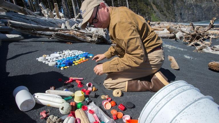 Reel NW: Gyre: Creating Art From a Plastic Ocean