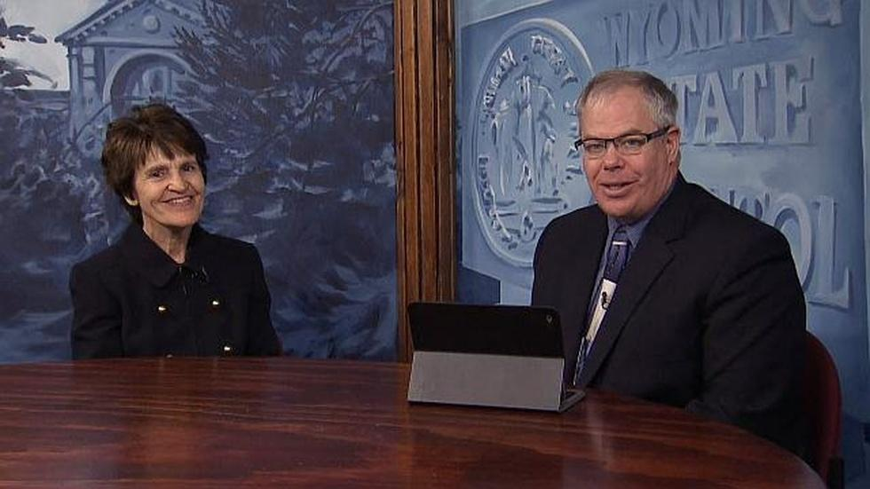Capitol Outlook Week 2 (2016) - Web Extra (New UW President) image
