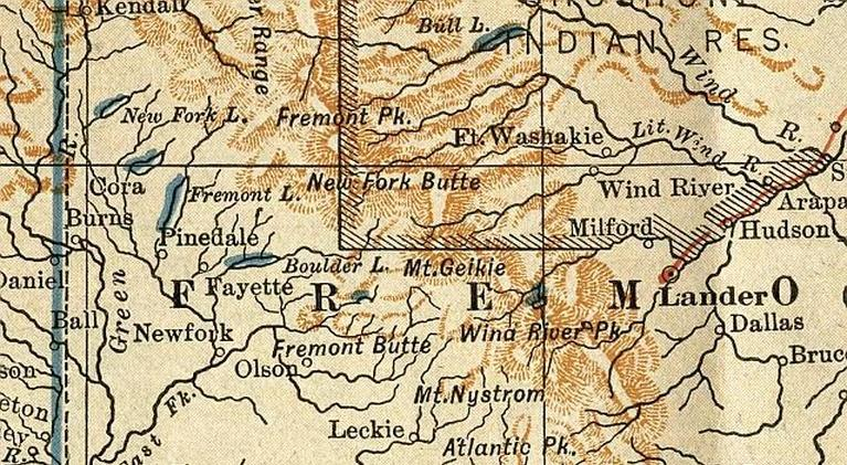 Wyoming History: What's In A Name?
