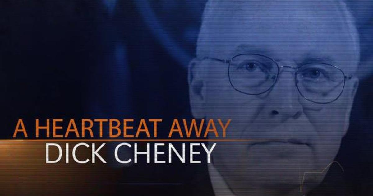 Dick cheney reflection