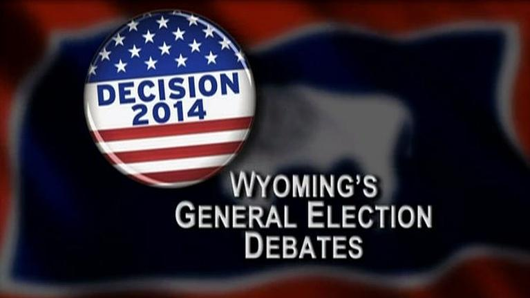 Wyoming PBS Specials: Wyoming Gubernatorial Debate