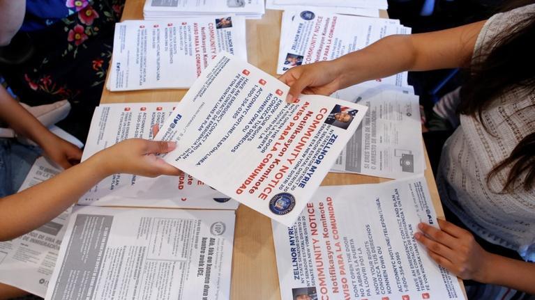 PBS NewsHour: Threat of immigration raids incites fears across U.S.