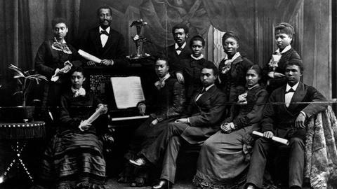 American Experience -- Jubilee Singers