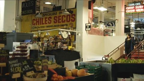 The Migrant Kitchen -- Mercado