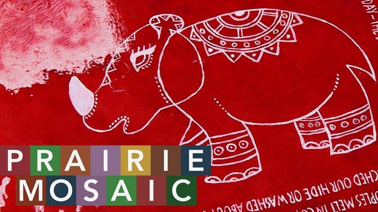 Prairie Mosaic: Prairie Mosaic 1101