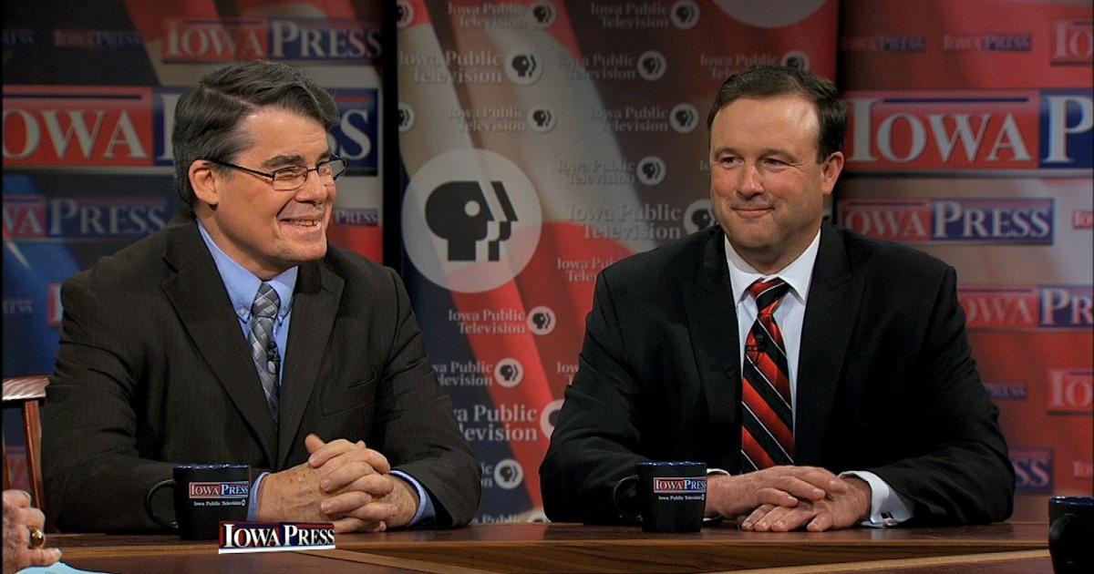 Senators Mike Gronstal and Bill Dix | Season 41 Episode 4133