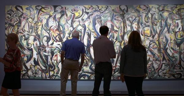 Jackson Pollock's Mural: The Story Of A Modern Masterpiece