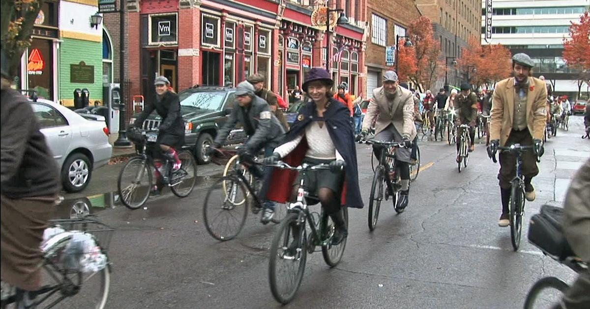 Bike People: Holiday and Winter Riding (#113) | IPTV