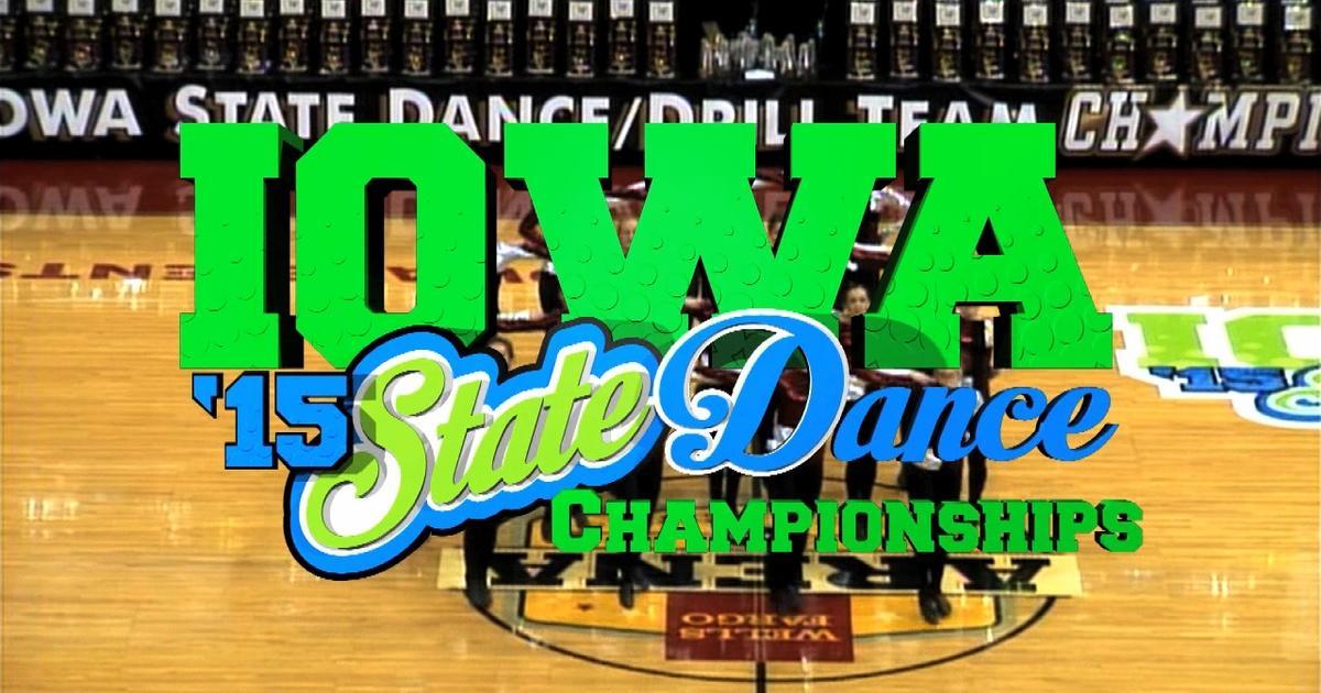 2015 Iowa State Dance Team Championships | IPTV Presents | KLRU