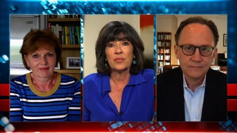 Amanpour and Company -- Discussing Diminishing Trust in the UK's Government