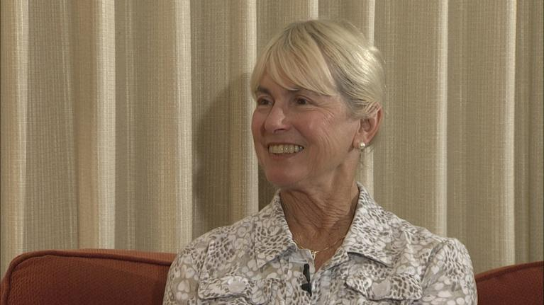 CONVERSATIONS, Life in the Second Half: Pam Cahill