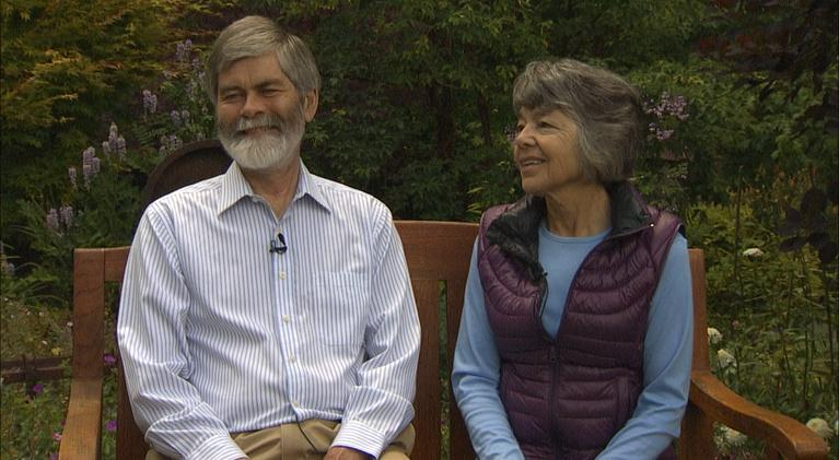 CONVERSATIONS, Life in the Second Half: Jerry and Gisela Rhode