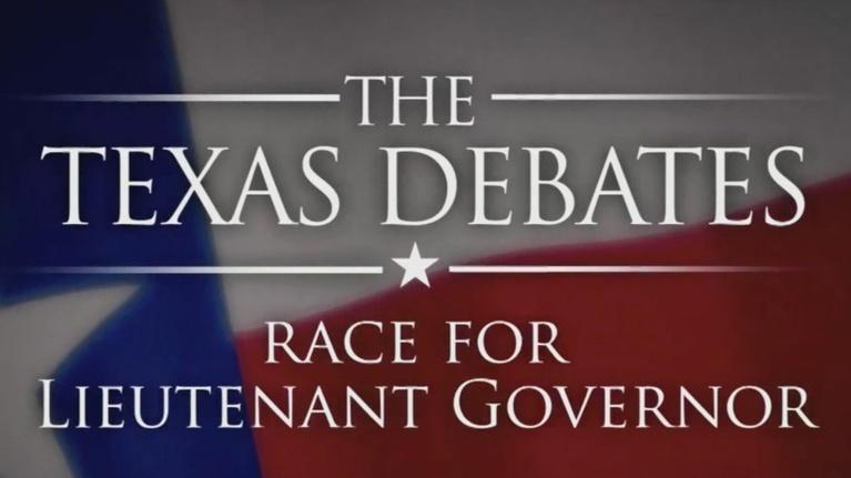 KERA Specials: The Texas Debates: Race for Lieutenant Governor