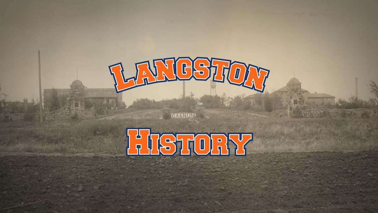 Langston University Season 5 Episode 503 Back In Time Pbs