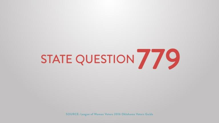 Election Coverage: State Question 779 spot
