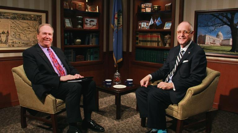 Oklahoma Capitol Connection: Harold Wright and Tom Ivester