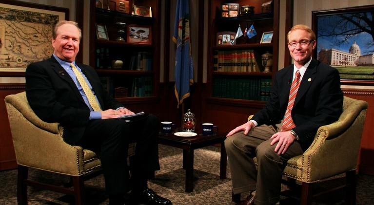 Oklahoma Capitol Connection: Mike Jackson and Bryce Marlatt