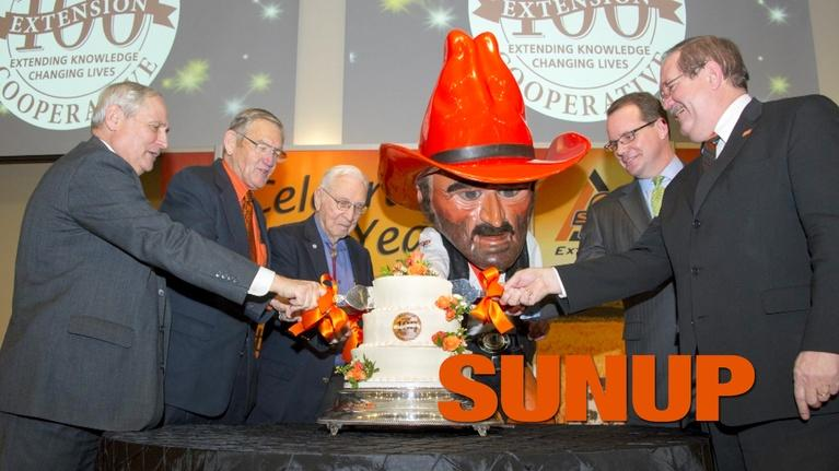 SUNUP: Centennial of the Extension Service