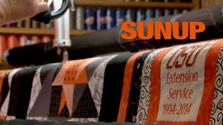 SUNUP: Centennial Quilt