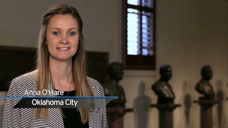 Testimonials: Anna O'Hare Testimonial