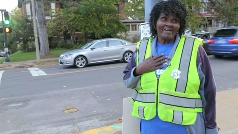 Building Blocks: Crossing Guard helps do more than cross the street