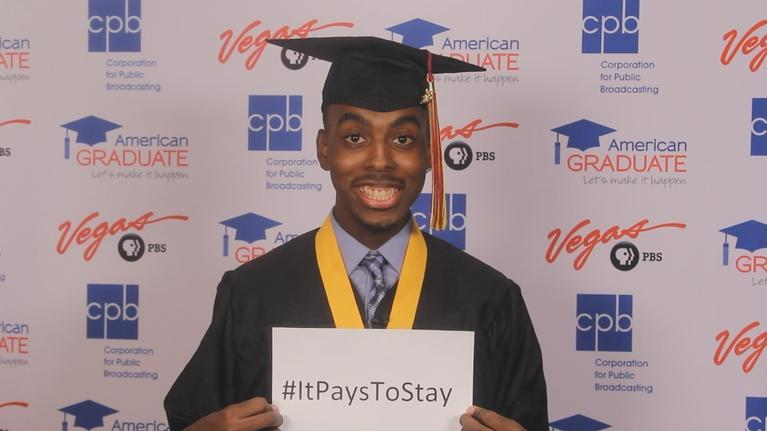Vegas PBS American Graduate: It Pays to Stay PSA #1