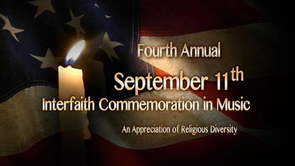 Fourth Annual Interfaith Commemoration in Music image