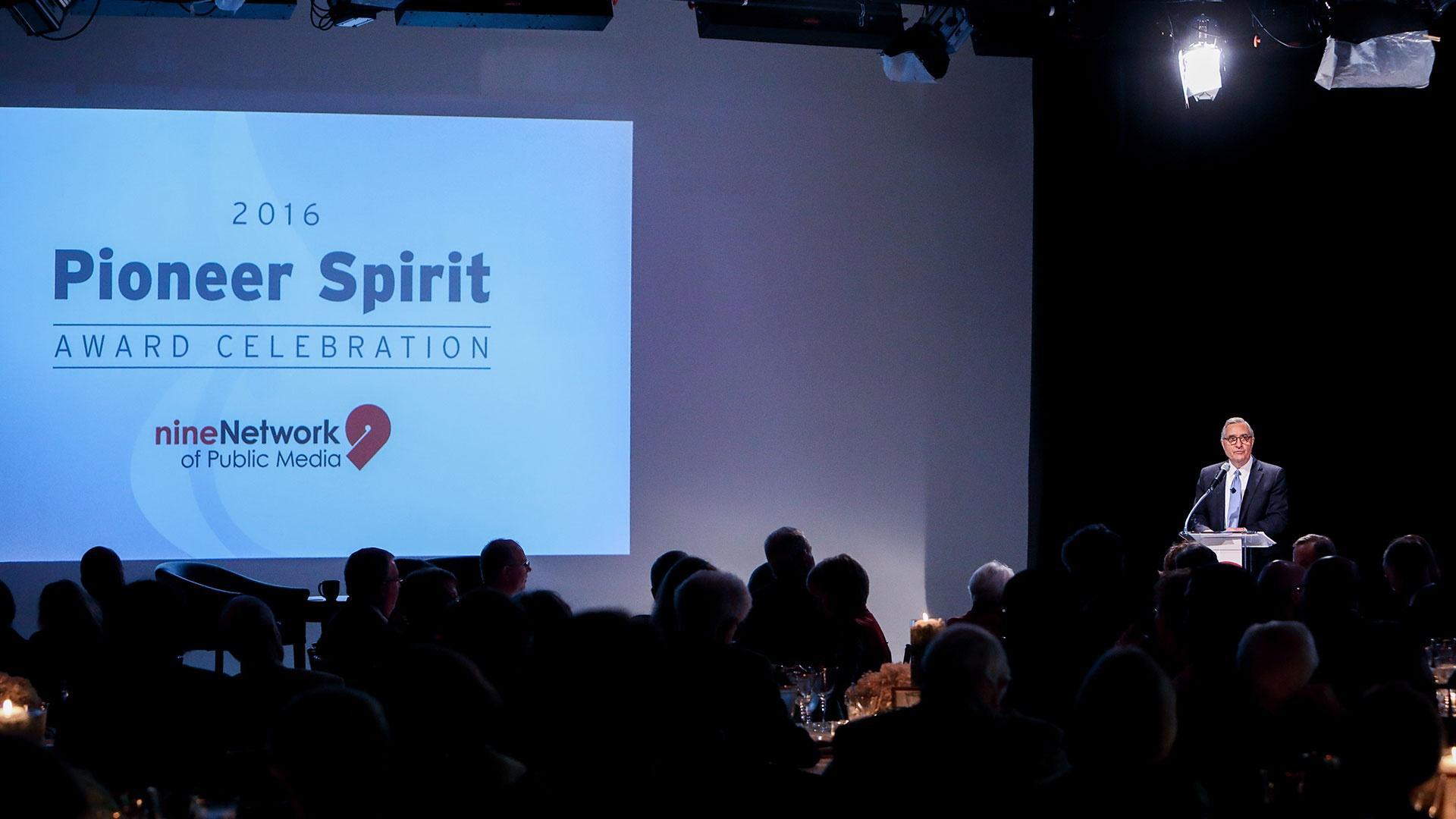 2016 Pioneer Spirit Award Celebration